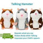 Kyпить Talking Hamster Electronic Plush Toy Mouse Pet Sound Gift Children Plush Cute на еВаy.соm