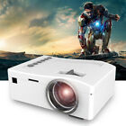 New LED Mini Projector High Resolution Ultra Portable HD 1080P Home Theater BL1