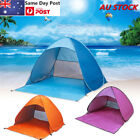 Automatic Folding Tent Sun Shelter Portable Anti UV Pop Up Outdoor Beach Shelter