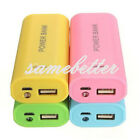 Micro USB Power Bank 5V DIY 2Pcs 18650 Battery Charger Box Case For Mobile Phone