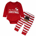 Rot Baby Set Outfit Weihnachten