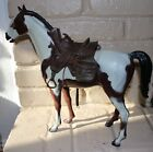 Vintage Marx Best of the West STORM CLOUD PINTO HORSE Geronimo Johnny West