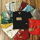 Burberry Brit Men's Short Sleeve Nova Check Placket Polo Shirt NEW $175