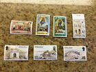 Gibraltar Stamps Mint Unhinged Fotress Christmas