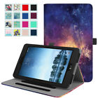 For LG G Pad F2 8.0 Sprint Model LK460 8-Inch 2017 Multi-Angle Case Stand Cover
