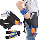 Kid Tactical Waist bag Waist Leg Holster Bag for Nerf Guns N-strike Elite Series