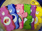 3D Cartoon Rainbow Bear Soft Silicone Rubber Case Cover For IPhone 6 6S 7 Plus