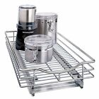 Professional Roll Out Cabinet Organizer - Pull Out Under Cabinet Sliding Shelf
