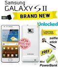 Unlocked Brand New Samsung Galaxy S2 I9100 16gb Android Smartphone Sealed Box