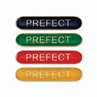 Prefect School enamel Badge Available in 4 Colours with pin bar clasp