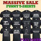 Funny T-Shirt mens womens gift present Xmas Christmas clothing novelty