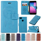 For Huawei P8 P9 P10 Lite 2017 Leather Magnetic Flip Kickstand Wallet Case Cover