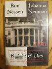 Knight and Day by Johanna Neuman & Ron Nessen HC/DJ 1st FREE SHIP 0312855885