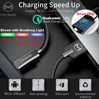 Mcdodo Android QC 3 Micro USB Cable Smart LED Auto Disconnect Quick Charge Data