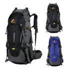Outdoor Camping Travel Rucksack Climbing Bag Hiking Backpack 50L 3 Colors Unisex