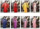 *Gorgeous Chinese Ancient Tang Fairy Princess Dramaturgic Costume Women Dress *