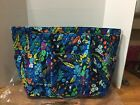 Vear Bradley Get Carry Away Tore Midnight Blues  NWT