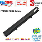 PA5185U-1BRS Battery for Toshiba Satellite 15.6'' C50 C55 L55 PA5186U-1BRS hot