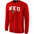 Fanatics Branded Western Kentucky Hilltoppers Red Campus Long Sleeve T-Shirt
