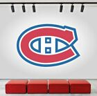 Montreal Canadiens Logo Wall Decal Ice Hockey Sports Vinyl Sticker NHL CG218 $60.95 USD on eBay