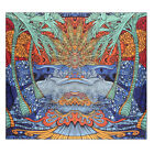 3D Tapestry Epic Tropical Palm Tree Tapestry SurfWave Mandala Wall Hanging Decor