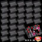 LOT 1~30PCS  24 Lipstick Makeup Stand Display Holder Case Cosmetic Organizer HT