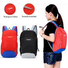 Unisex Ultralight Daypack Packable Foldable Waterproof Travel Bags Backpack 20L