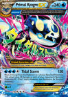 Pokemon Card: Primal Kyogre EX - 55/160 - Ultra Rare XY: Primal Clash
