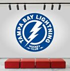 Tampa Bay Lightning Logo Wall Decal Ice Hockey Sports Vinyl Sticker NHL CG227 $25.95 USD on eBay