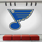 St. Louis Blues Logo Wall Decal Ice Hockey Sports Vinyl Sticker NHL CG229 $25.95 USD on eBay