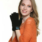 Calling Gloves Wireless Blueooth Headset Screen Touch For Smartphone Mic DA37