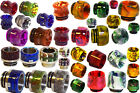 TFV8 TFV12  BIG BABY DRIP TIP RESIN COLOUR ACRYLIC MOUTH PIECE MULTICOLOURS