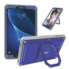 For Samsung Galaxy Tab A 10.1 inch Tablet SM-T580 Rotating Case Cover Grip Stand