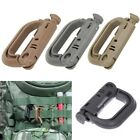 Hot Sale EDC Attach Shackle Carabiner D-ring Clip Molle Webbing Accessories