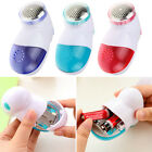Portable Electric Fuzz Pill Lint Fabric Remover Sweater Clothes Lint Shaver US