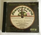 Buenos Aires to Berlin 1927-1939 Argentine Tango Bands in Germany CD Import