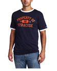 NCAA Syracuse Orange Ringer T-Shirt Men Fan Student Gift  FREE SHIPPING