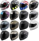 SCORPION EXO-R420 FULL FACE SPORT MOTORCYCLE HELMET (ALL COLORS)