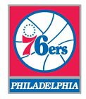 Philadelphia 76ers Sticker S65 Basketball YOU CHOOSE SIZE on eBay