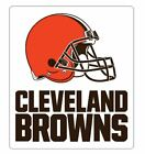 Cleveland Browns Sticker S72 Football YOU CHOOSE SIZE $11.95 USD on eBay