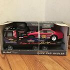 New NYLINT Briggs & Stratton Sound Machine Race Car Hauler 9135-Z