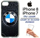 COVER SILICONE TPU BMW per APPLE IPHONE 7-8 - Auto Tuning Race Cars Moto 141
