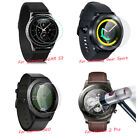 Tempered Glass Screen Protector Film For Samsung Gear S3/Garmin S60 Smart Watch