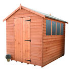 storage top quality overlap garden/wooden shed