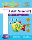 Numbers (Gold Stars Wipe Clean Workbooks), , Used; Very Good Book