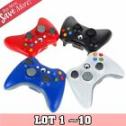 Wholesale Microsoft Xbox 360 Wireless Controller Video Gamepad Official Lot Ma