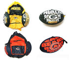 NFL 2-in-1 Football Convertible Backpack Bag - Chicago Bears / Green Bay Packers on eBay