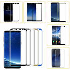 Samsung Galaxy Note 8 S8 S8 Plus  3D Full Curved Tempered Glass Screen Protector
