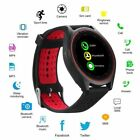 Smart Watch Y1 Round with SIM Card Slot Camera MP4 Player for Men Ladies