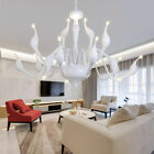 Contemporary 24 Lights Pendant Lamp Swan Chandelier Light Ceiling Lamps Fixture